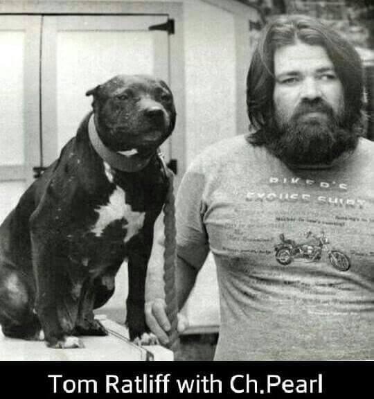 Tom Ratliff with Pearl.jpg